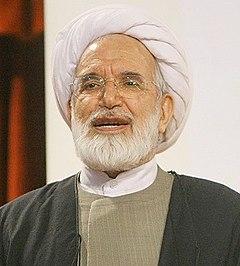 مهدی کروبی اولین منتخب مجلس شورای اسلامی از حوزه انتخابیه الیگودرز