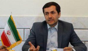 محمد خدا بخشی نماینده مردم الیگودرز در دوره دهم مجلس شورای اسلامی