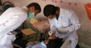 تیمهای درمانی در مناطق صعبالعبور الیگودرز مستقر میشوند