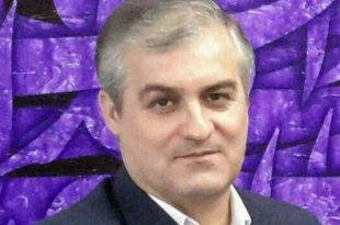 سید عباس عظیمی متولد الیگودرز، از مدیران ارشد وزارت ارشاد