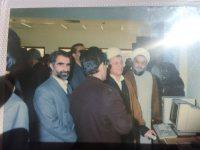 دکتر علیمحمد احمدی مبارز پیش از انقلاب فعال صنعتی، سیاسی و مدیر ارشد نفتی