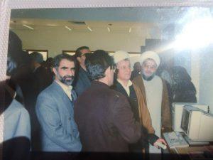 دکتر علیمحمد احمدى بنیانگذار انرژی های نو کشور
