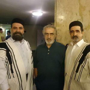 مهندس منوچهر بسحاق، انجمن لرستانی های تهران