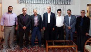 علی شمگانی در جلسات خانگی شاهنامه خوانی
