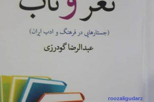نغز و ناب اثر عبدالرضا گودرزی