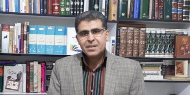 دکتر عبدالرضا گودرزی استاد دانشگاه فرهنگیان الیگودرز