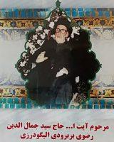 آیت الله سید جمال الدین بربرودی