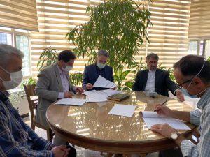منوچهر کاظم اصلانی صبت اسناد و املاک
