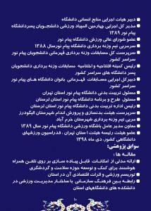 مقالات  اطلاعات شخصی دکتر نصرت عابدینی استاد دانشگاه: