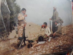 آخرین حضور شهید محمد جواد توکلی در جنگ