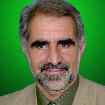 دکتر علی محمد احمدی نماینده مردم الیگودرز