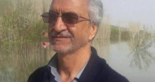 سید حسین معصومی دبیر بازنشسته، شاعر