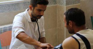 اردوی جهادی پزشکی شهید کاظمی