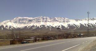 روز کوهنورد بر کوهنوردان الیگودرز مبارک