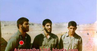 دلاوران الیگودرز در حاج عمران